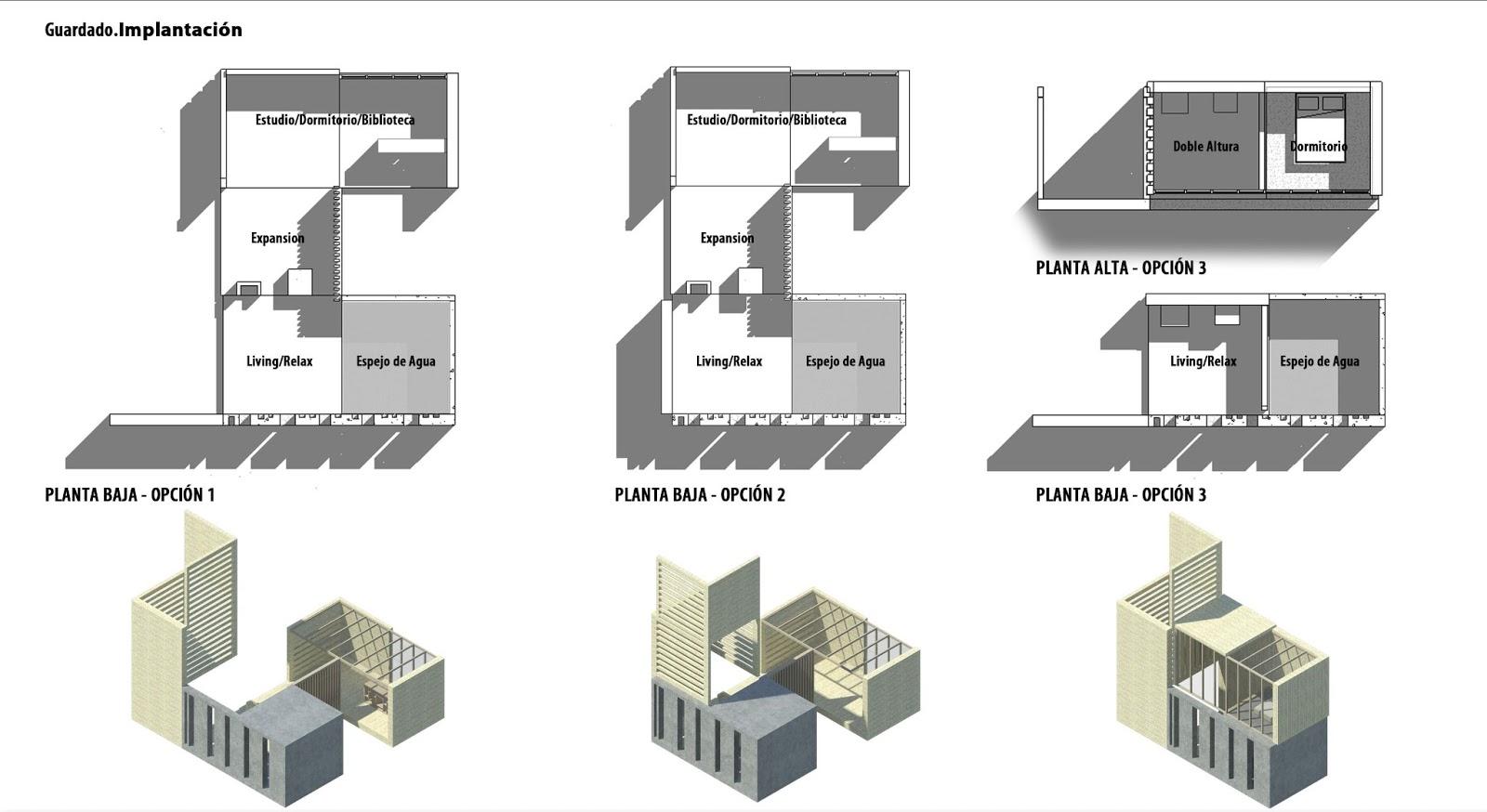 F2M.Arquitectos: Vivienda Dinámica