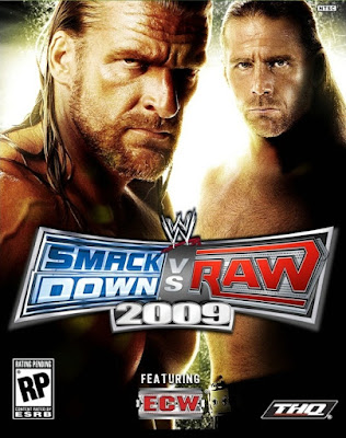 WWE Smackdown VS Raw 2009 Highly Compressed Download