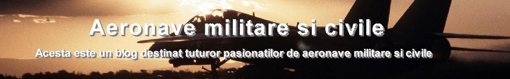 Aeronave militare si civile