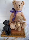 Antigos Ursos Teddy
