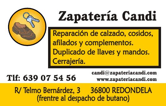 Zapatería Candi
