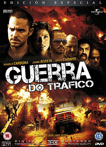 Download - Guerra Ao Tráfico - Dublado (2014)