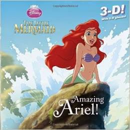 The Little Mermaid: Amazing Ariel in 3D by Andrea Posner Sanchez