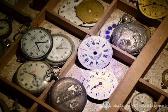 orologi tascabili