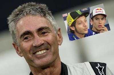 Kekacauan di MotoGP Hanyalah Akal-akalan Valentino Rossi