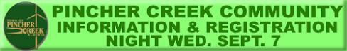 Info registration night