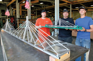 The News For Squirrels New Longview Squirrel Bridge Ready