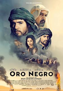 Oro negro (2012)
