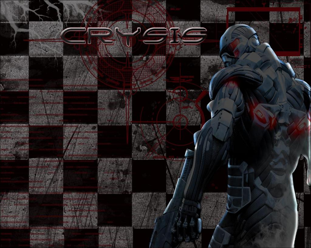 Crysis HD & Widescreen Wallpaper 0.79721899491414