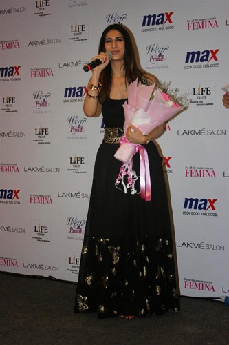 Vaani Kapoor at Max Fashion Femina Event Photo Gallery