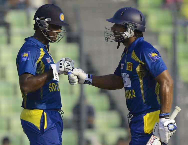 Sri Lanka clinch Bangladesh ODI series