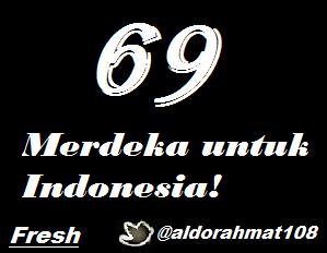 69 untuk Indonesia