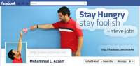 Timeline cover facebook