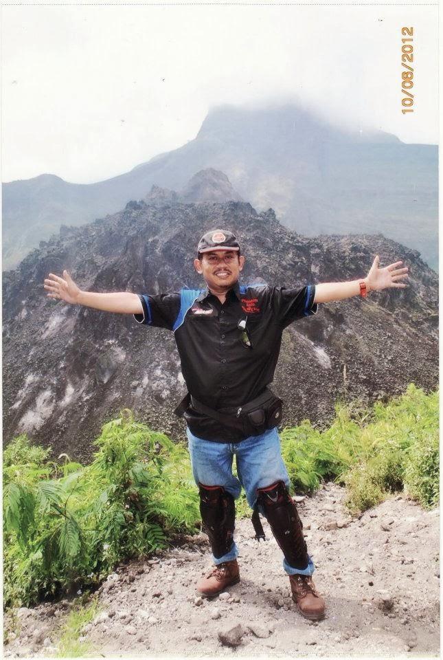 Touring Gunung Kelud