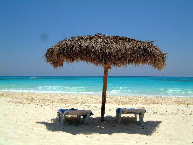 ¿Vas a viajar a la playa?