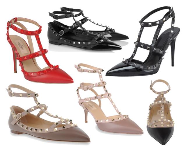 Zapatos Valentino Precio