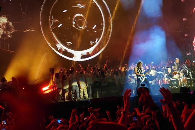 Metallica Leeds festival 2015