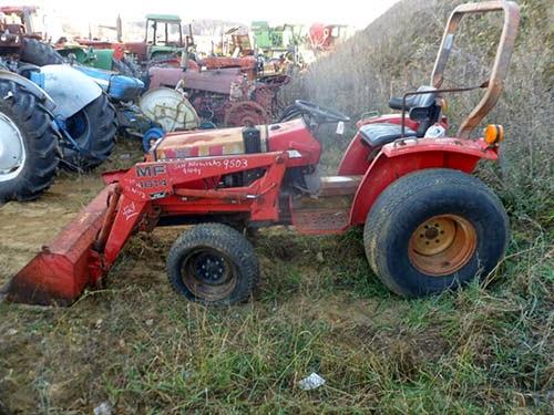 Massey Ferguson 1020 tractor parts