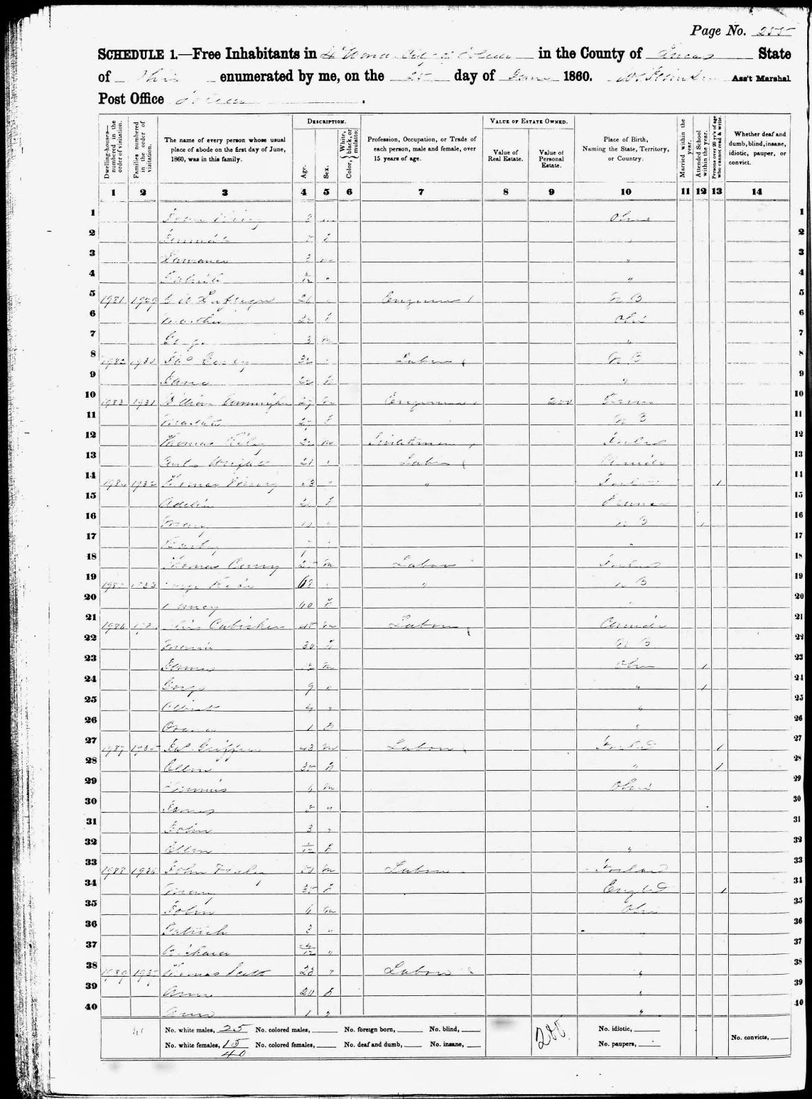 Family history research of a sahm huron ohio volume 13 page 108 109 file james gurley to frank nahm for james gurley of lucas county ohio 5 june 1861 huron county recorder deeds aiddatafo Image collections