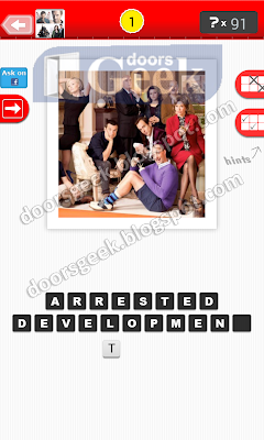 4 Pictures Guess TV Show