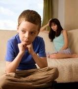 διαζυγιο και παιδι