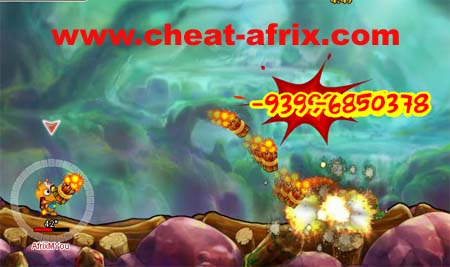 Cheat Perjuangan Semut 1 Hit Kill 2012