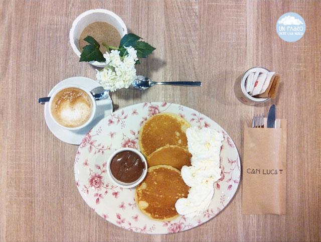 desayuno Can Luca