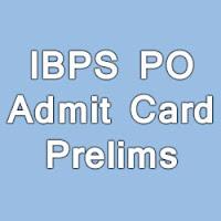 IBPS CWE V PO MT Admit Card 2015