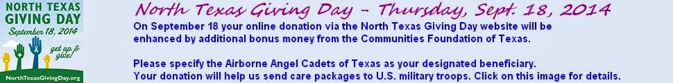 North Texas Giving Day - Thursday, Sept. 18, 2014
