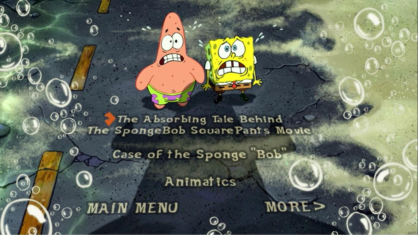 Spongebob Squarepants ...