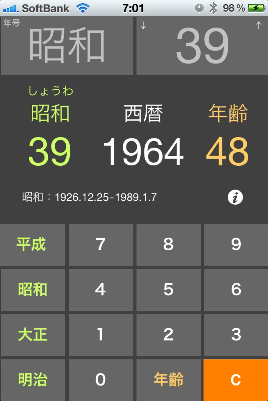 何 生まれ 歳 年 1964