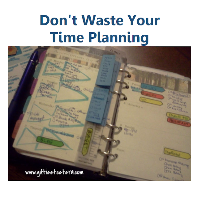 planning, productivity