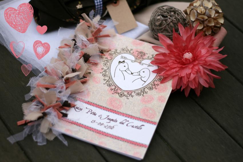 Agenda para planificar tu boda II