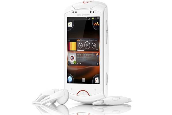 Sony Ericsson Walkman Live