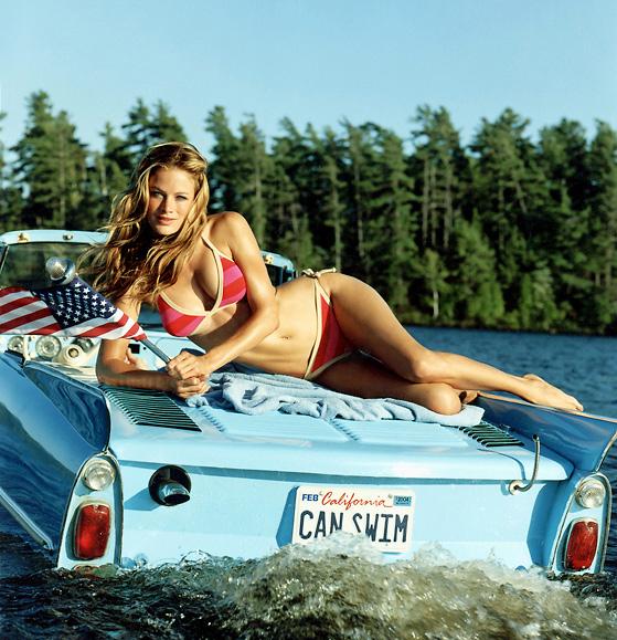 American Top Model Carolyn Murphy photo gallery sexy stills