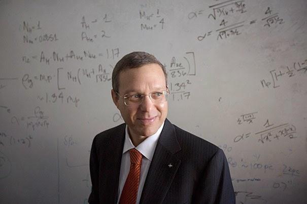 Avi Loeb, Harvardin astronomian laitoksen johtaja