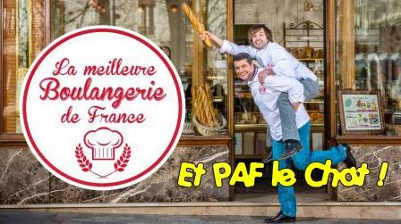 Un chat se prend une porte dans la meilleure boulangerie de France