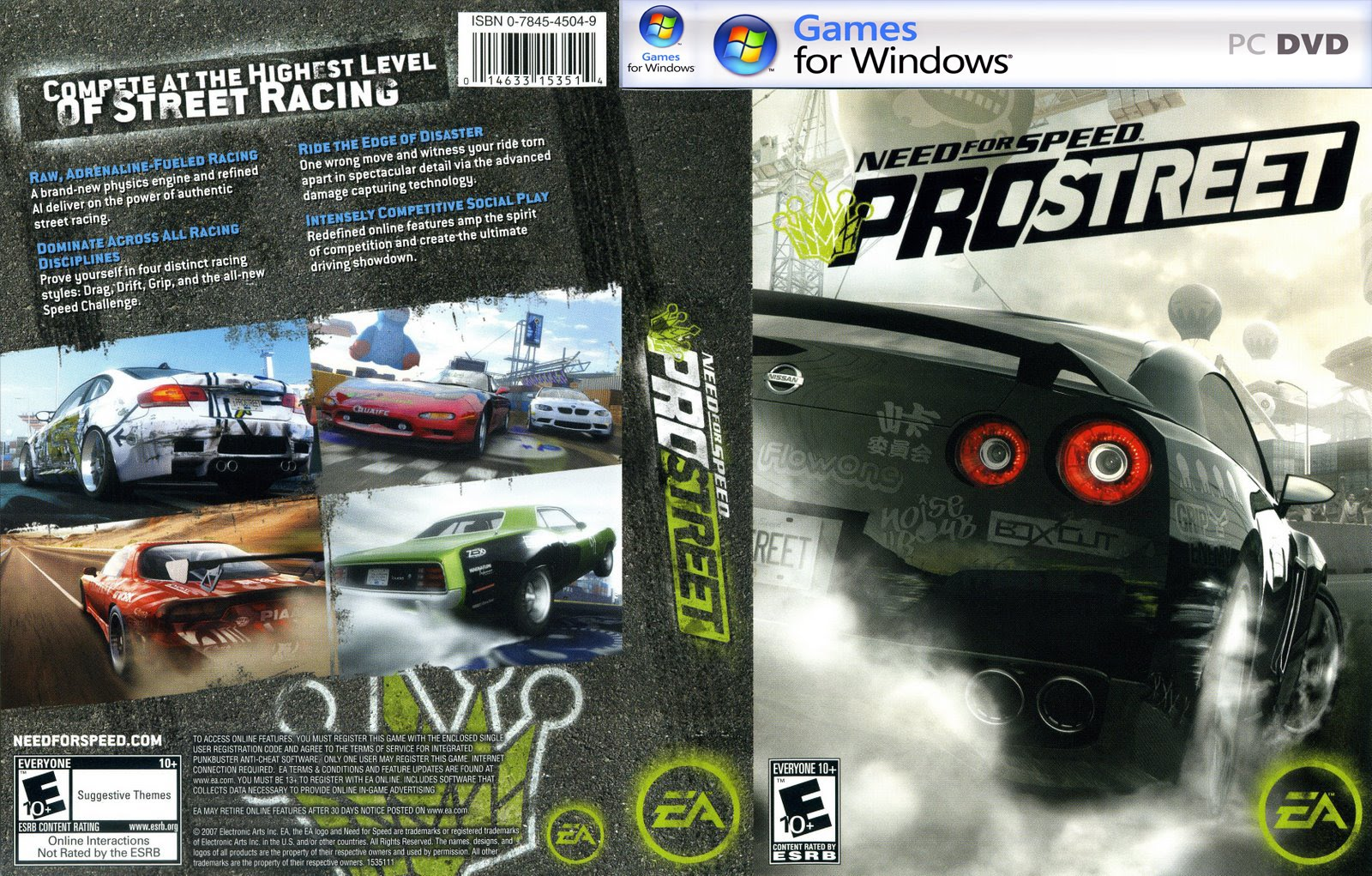 Playstation 2, playstation portable, pc, pc download, wii состояние: не продаётся франшиза: need for speed