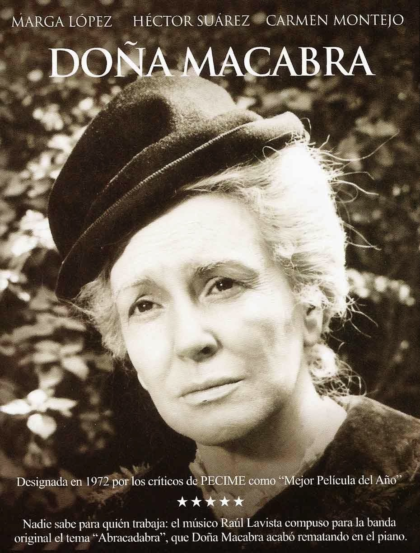 Doña Macabra, un filme de humor negro