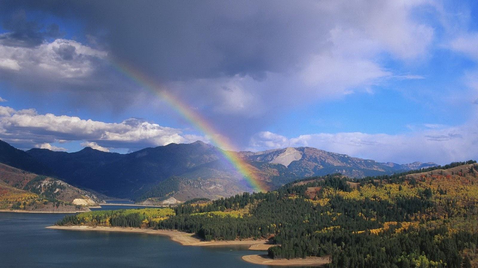 Wallpapers rainbow glitter wallpapers voltagebd Gallery