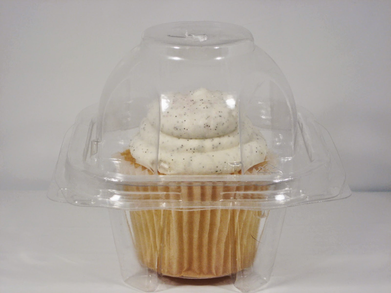 I Bought This Cupcake At Target Bakery It Was Sold In The Plastic Container