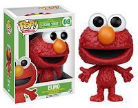 Funko Pop! Elmo