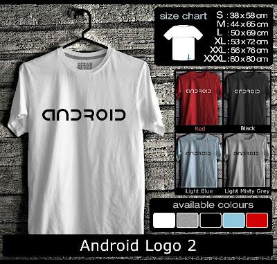 kaos distro android logo 2