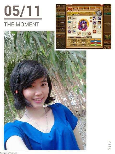 Thí sinh dự thi Nữ Hoàng Cổ Động Nguyễn Thị Mỹ Phượng 1