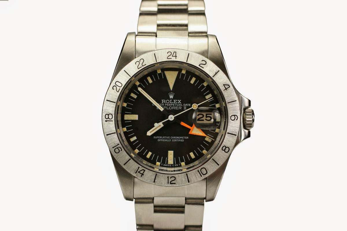 swiss design watches freccione a k a steve mcqueen rolex explorer ii