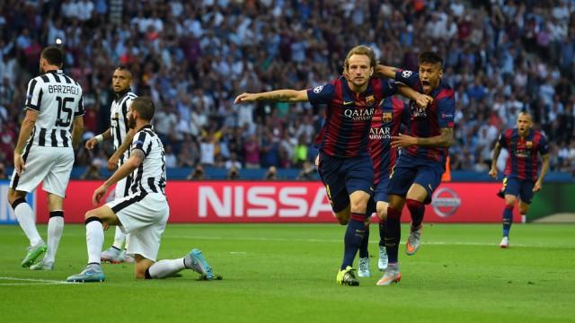 Barcelona Juara Liga Champion 2015, Usai Tundukan Juventus 3-1