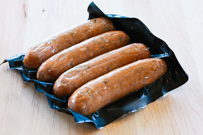 used 5th Street Grill Turkey Italian Sausage, a product I discovered ...