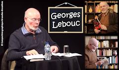 """GEORGES LEBOUC - Mémoire de """"l'âme bruxelloise"""""""