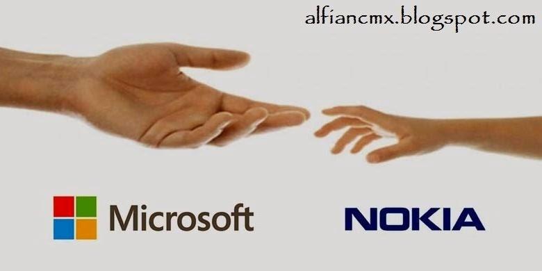 2 Hari Lagi Nokia Resmi Milik Microsoft