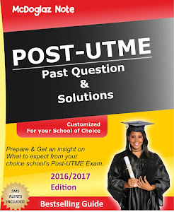 Complete Post UTME Past Questions
